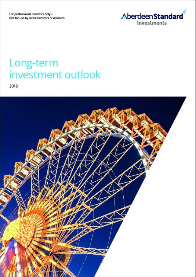 Long-term Investment Outlook book